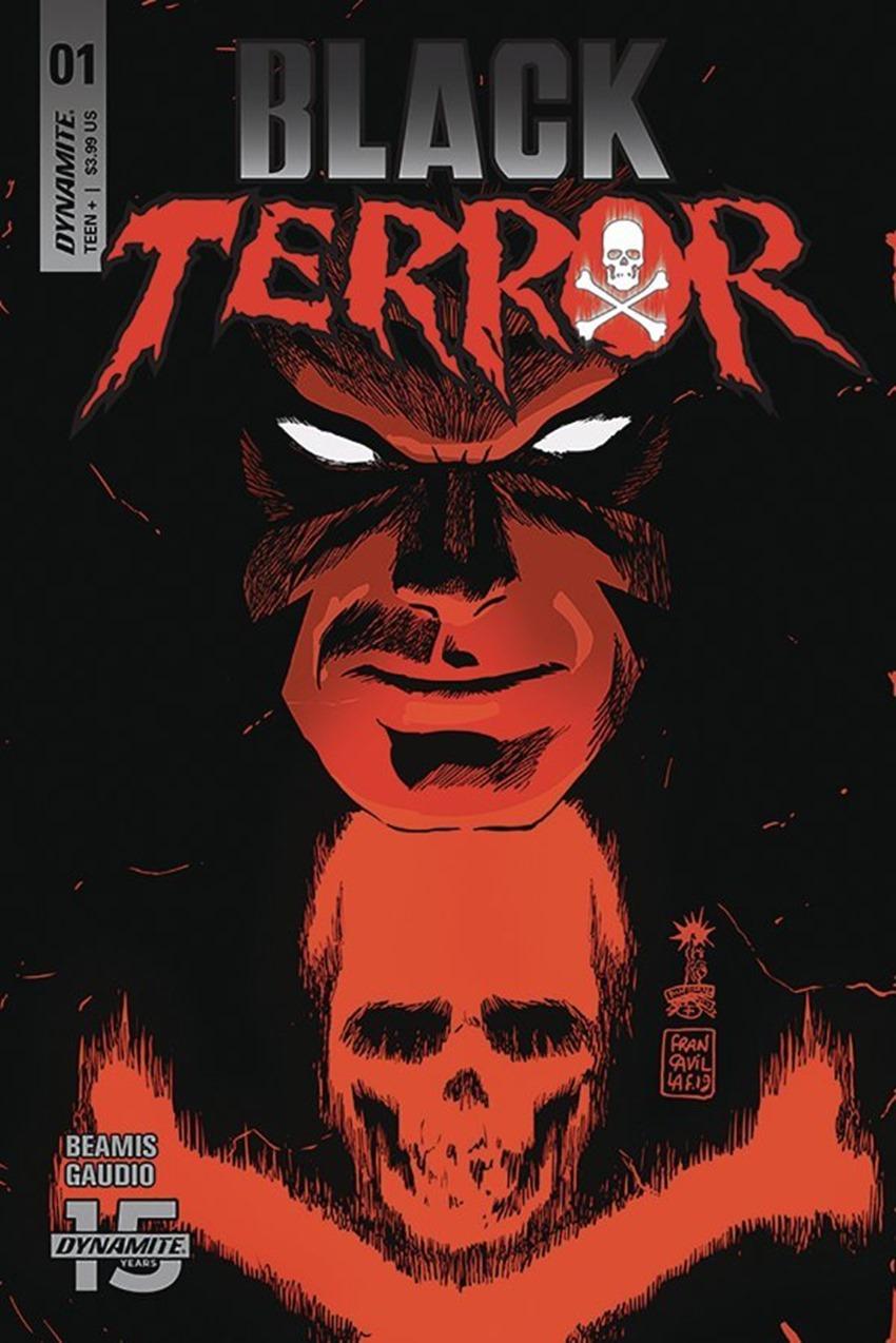 Black Terror #1