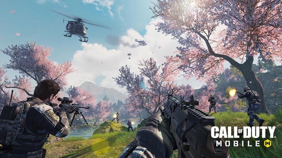 Call-of-Duty-Mobile-Battle-Royale-Sakura