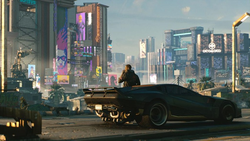 Cyberpunk 2077 Multiplayer Is Now Confirmed to Be in Development