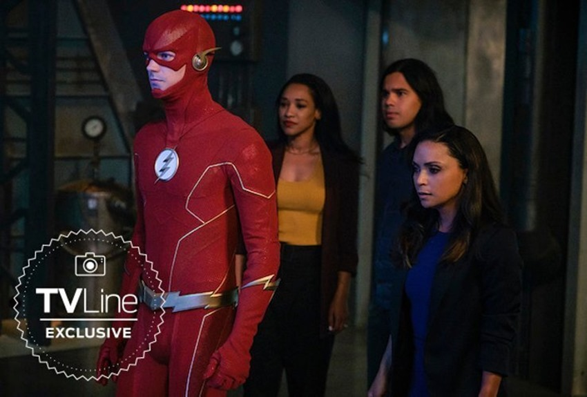 Flash season 6