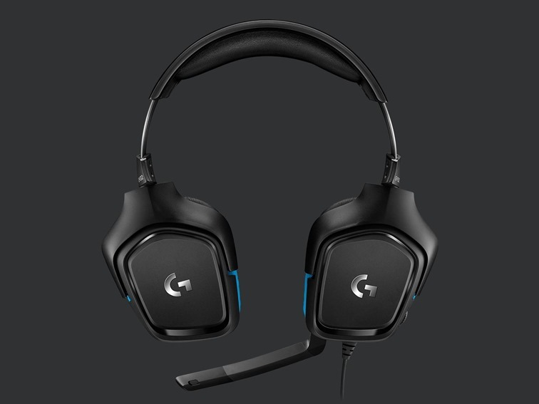 Win Stuff! You could win a Logitech G432 7 1 Surround Sound