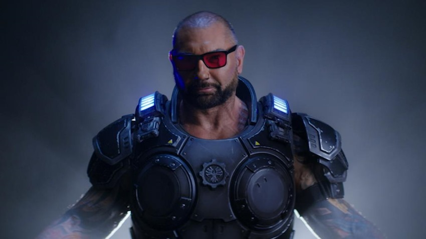 Batista Set For Gears of War 5