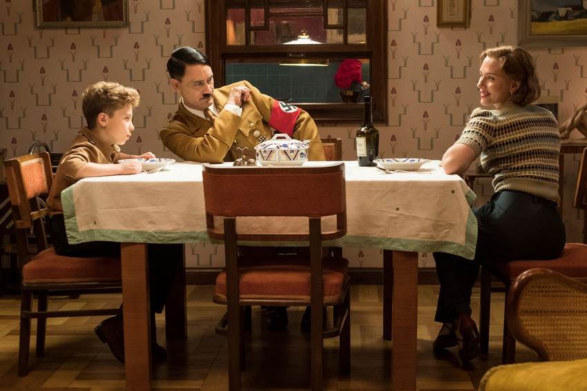 'Jojo Rabbit' Trailer: Taika Waititi is a Boy's Best Imaginary Nazi Friend