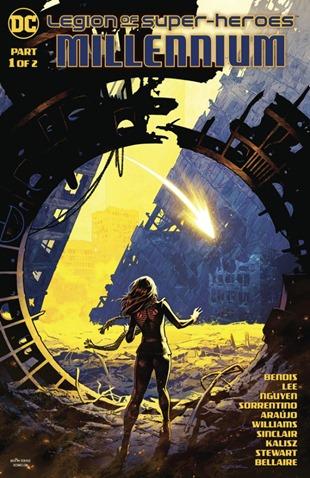 Legion of Super-Heroes Millennium #1