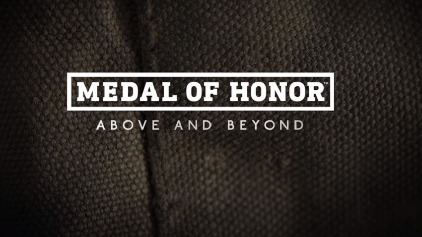 Medal of Honor Above and Beyond VR shooter introduced at OC6 2019