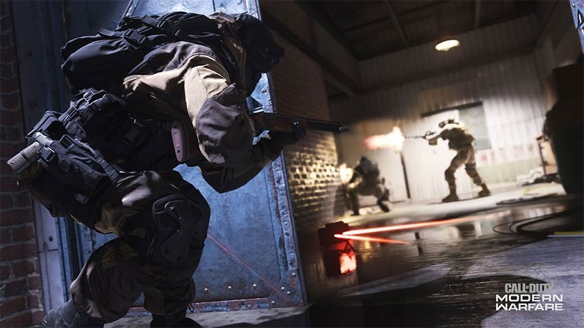 Call of Duty: Modern Warfare Dialogue Options Determines Characters' Destiny