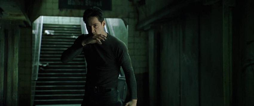Matrix fights (4)