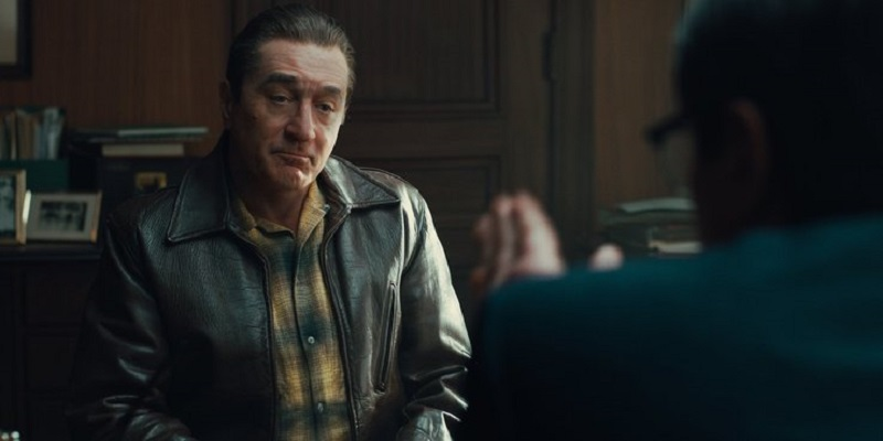 DeNiro is in top form in Netflix's 'The Irishman' trailer