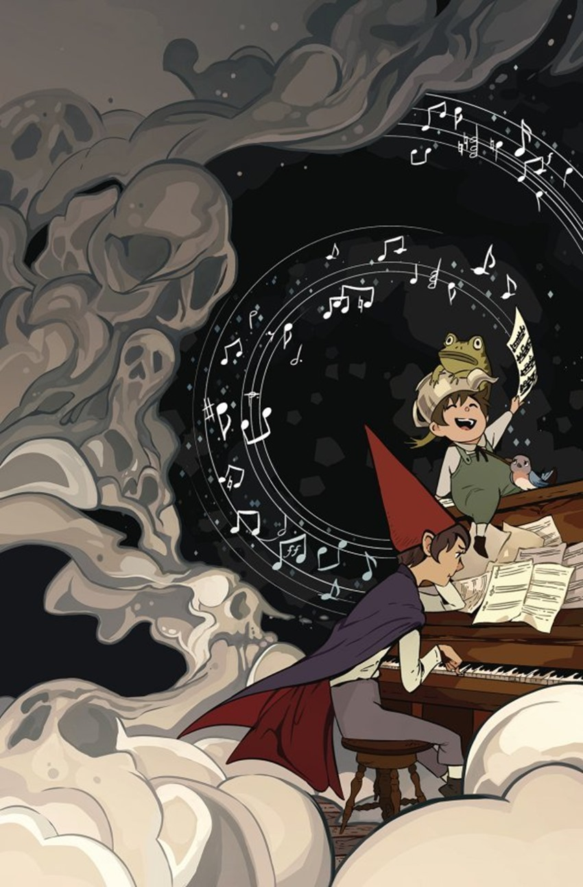 Over the Garden Wall Soulful Symphonies #3