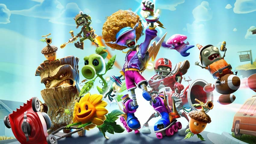 Go behind enemy vines again with Plants vs Zombies: Battle for Neighborville