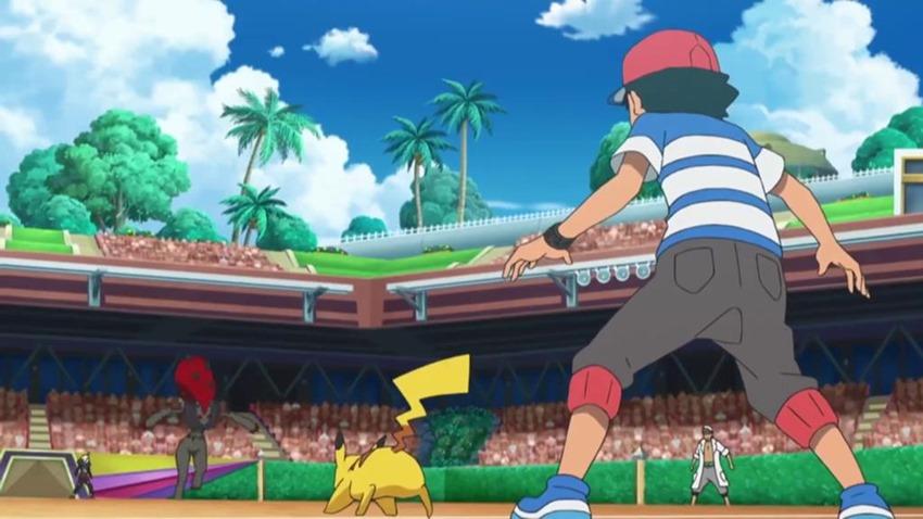 Pokemon Alolan League (2)