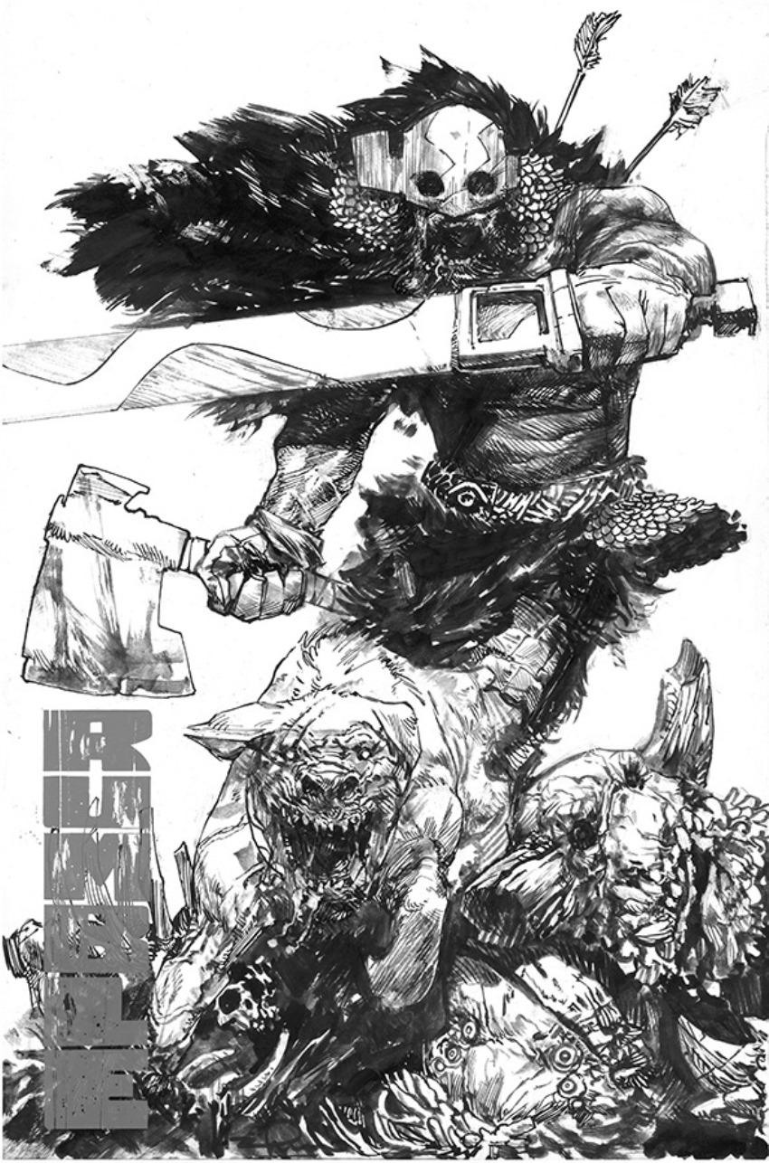 Rumble #16