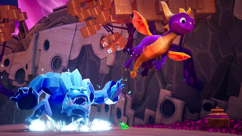 Spyro Reignited Switch 4