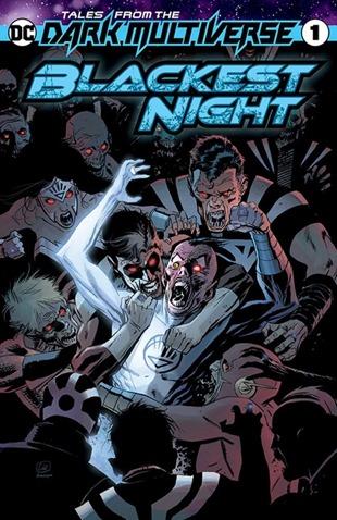 Tales from the Dark Multiverse Blackest Night