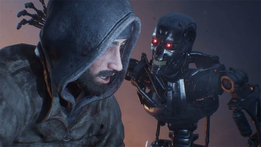 Terminator: Resistance Announcement Trailer Takes the Future Fight To Skynet