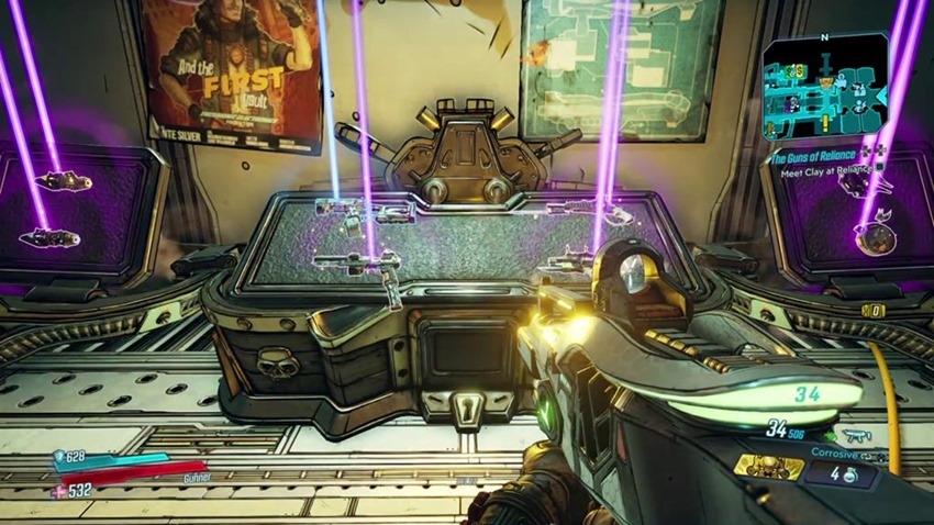 Borderlands 3 loot chests (9)