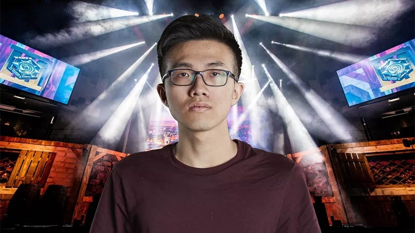 Blizzard Suspends Hearthstone Pro for Supporting Hong Kong Protests