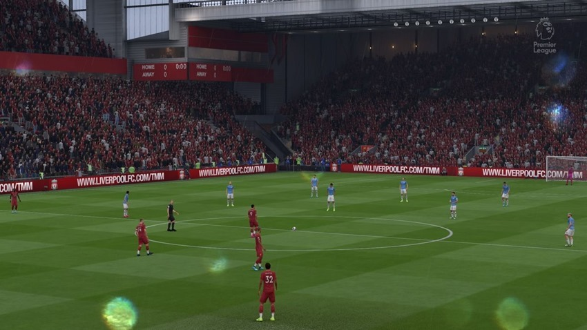 FIFA 20 Match Day Live 0-0 LIV V MCI, 1st Half_7