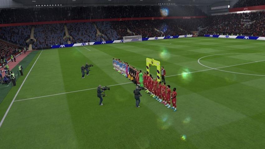 FIFA 20 Match Day Live 0-0 LIV V MCI, 1st Half_9