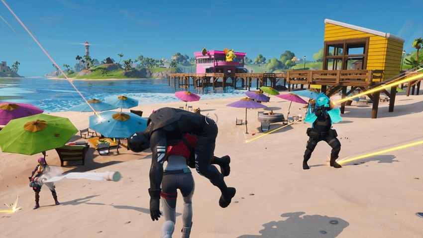 Fortnite CHapter two (2)
