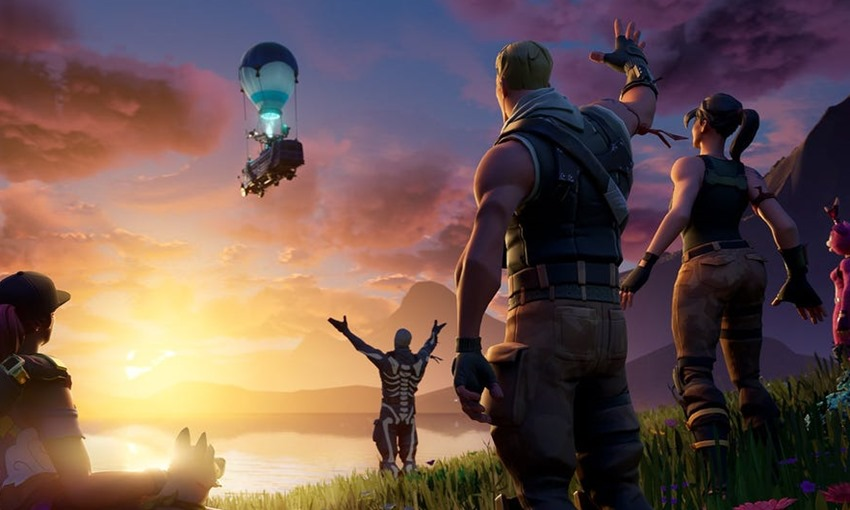 Fortnite the end (1)