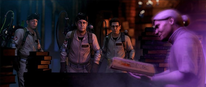 Ghostbusters (3)