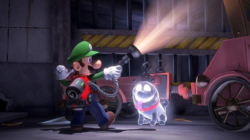 Luigi Mansion (3)