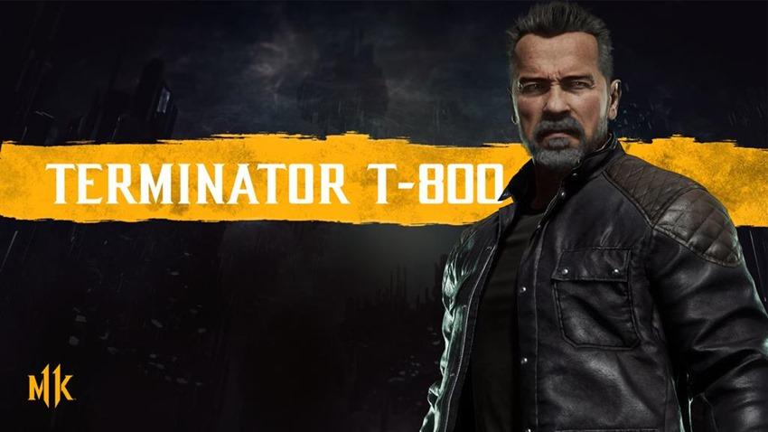 Terminator Gameplay Revealed for Mortal Kombat 11, New Skins Showcased