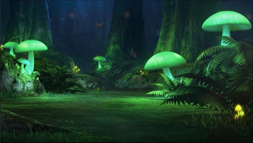Pokemon mystery forest (4)