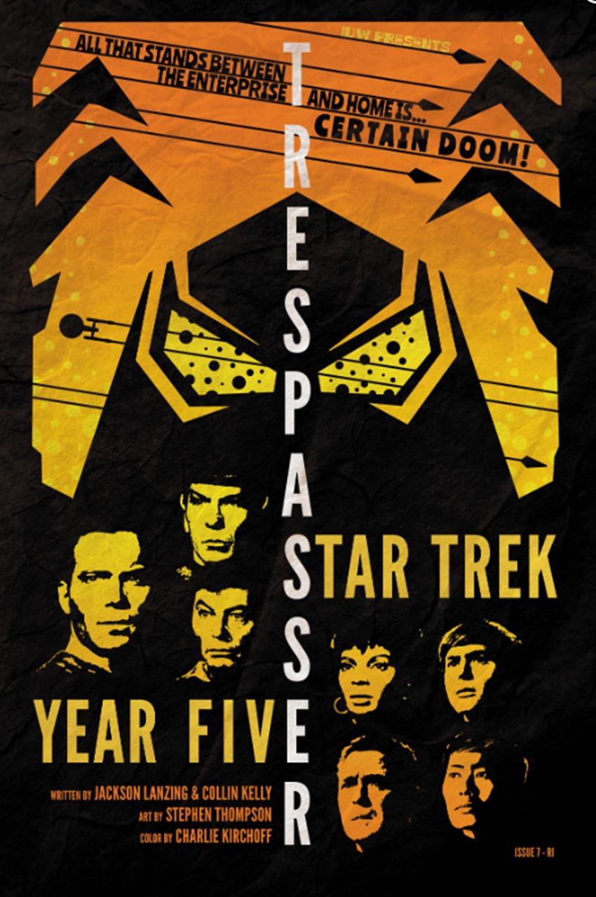 Star Trek Year Five #7