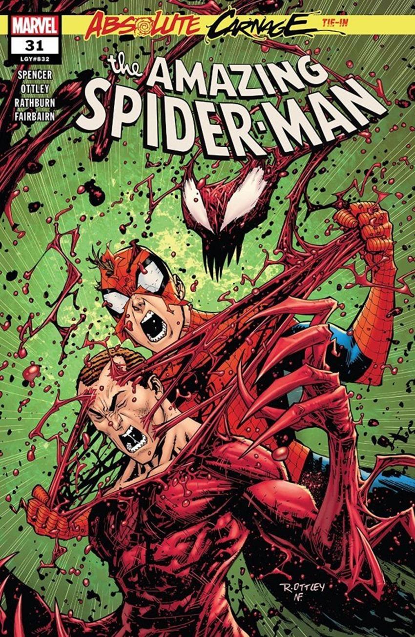 The Amazing Spider-Man #31