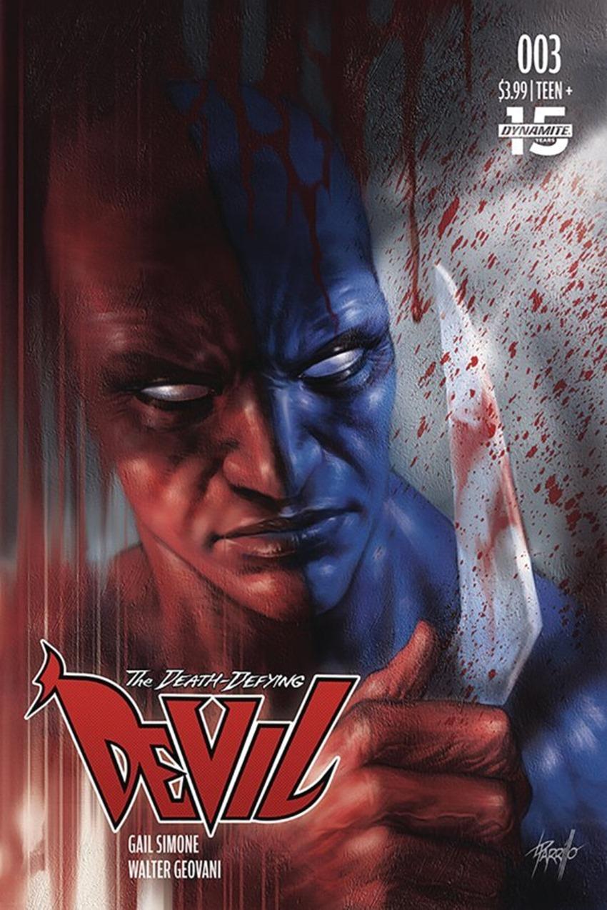 The Death-Defying 'Devil #3