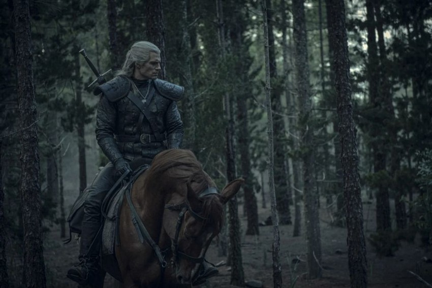 The Trailer For The Witcher Has Officially Dropped