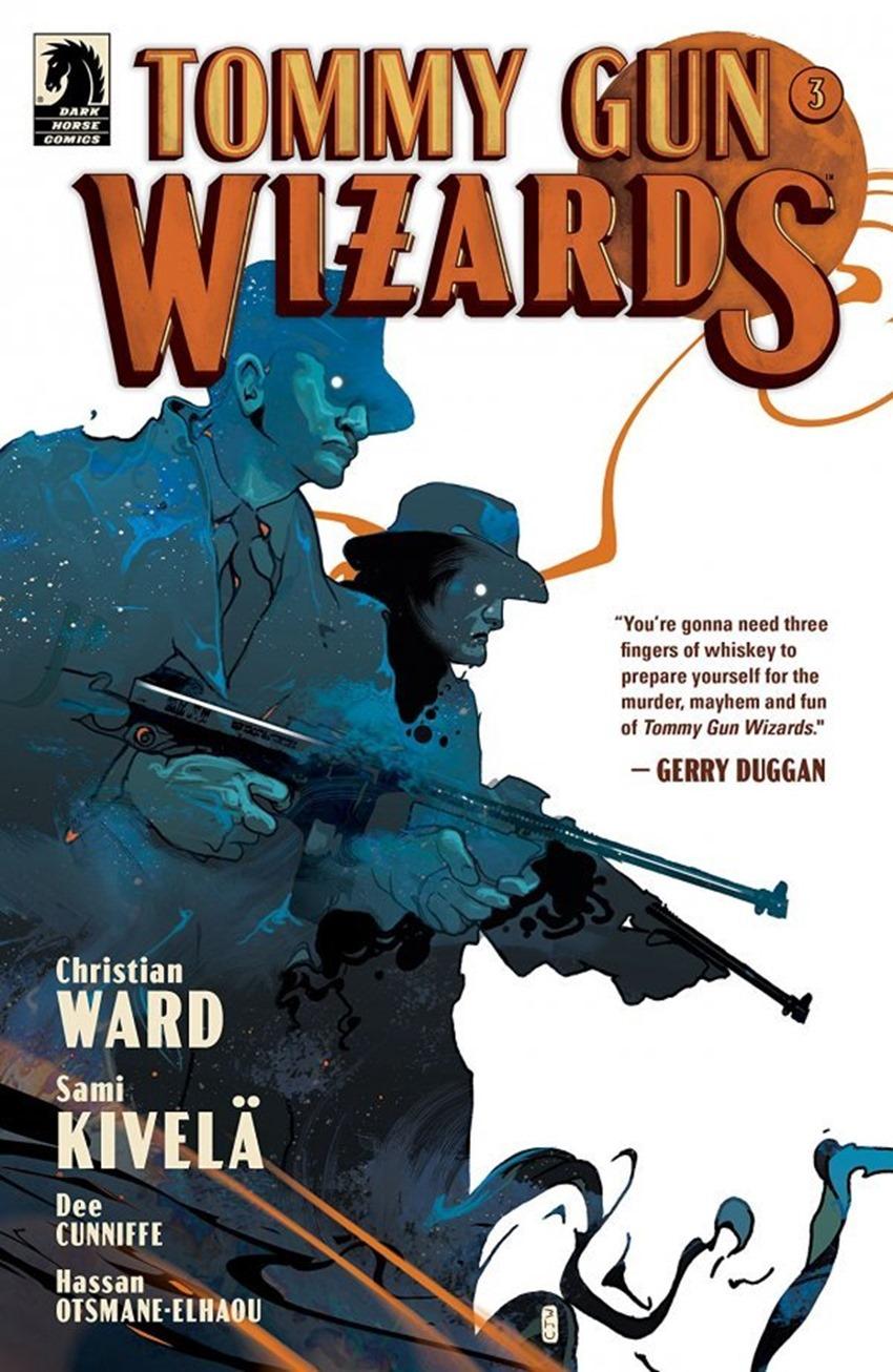 Tommy Gun Wizards #3