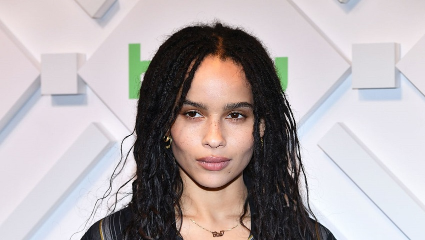 Zoe Kravitz to play Catwoman opposite Robert Pattinson in The Batman