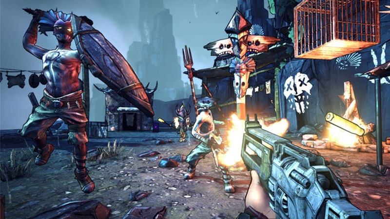 Legal disputes between Borderlands studio Gearbox and former lawyer resolved