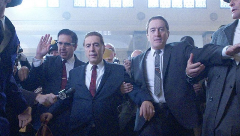 Netflix's The Irishman to play at Belasco Theatre, NY