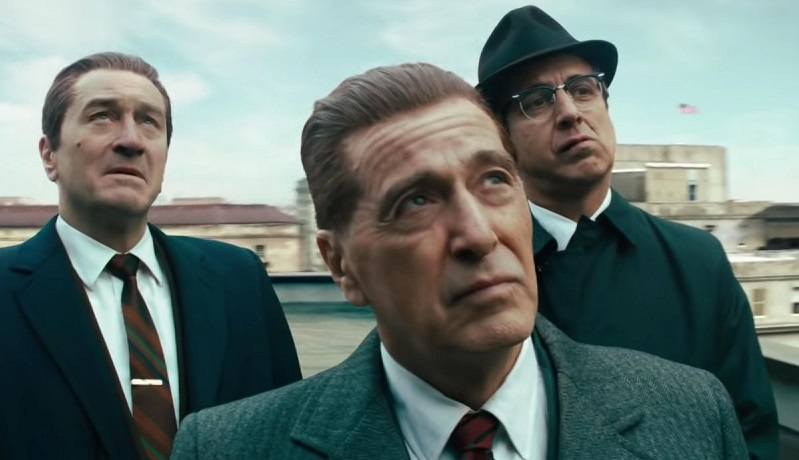 Major US cinema chains refuse to screen Martin Scorsese's 'The Irishman'