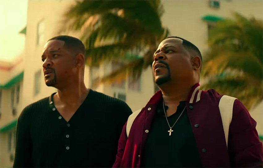 New BAD BOYS FOR LIFE Trailer Saddles Up For One Last Ride