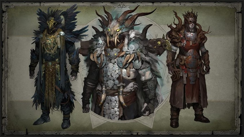 Diablo IV Druid Legendaries