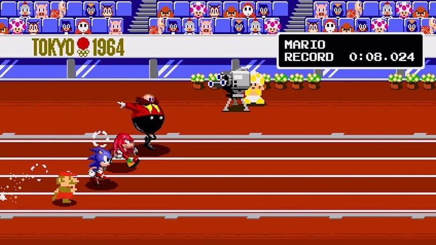 Mario Sonic Olympic Games (8)