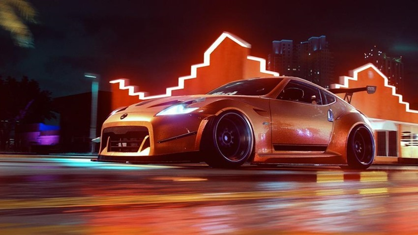 Need for Speed: Heat is available Now