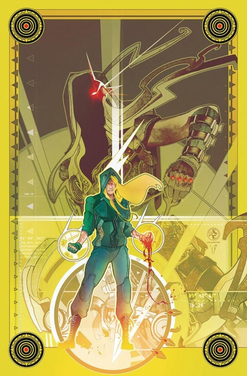 Robyn Hood Vigilante #1