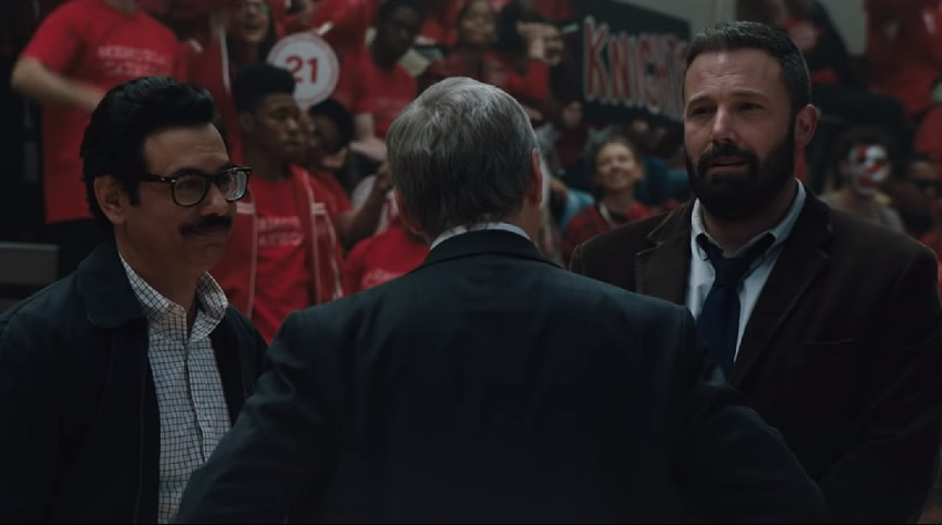 Ben Affleck Stars in THE WAY BACK Trailer