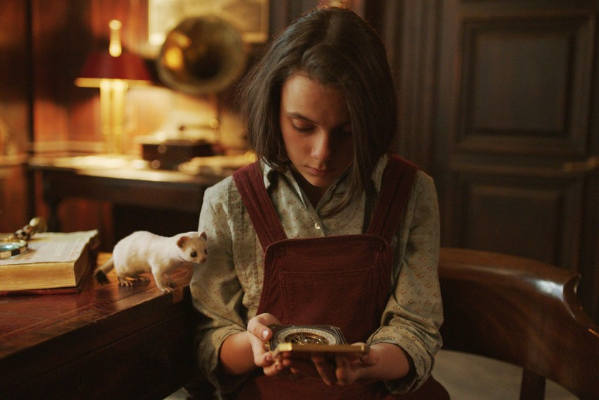 His Dark Materials Star Dafne Keen Teases Show Premiere On BBC