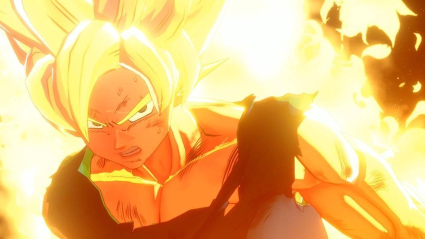 New 'Dragon Ball Z: Kakarot' trailer recreates show's iconic opening