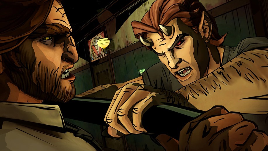 Telltale's The Wolf Among Us 2 just got re-announced