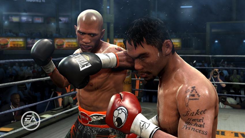 Fight Night (1)
