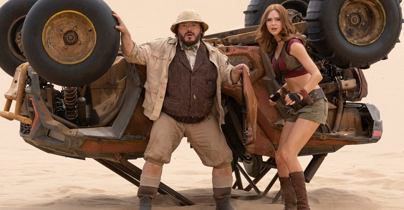 Jack Black Says He Is Retiring, Jumanji 3 Maybe His Movie