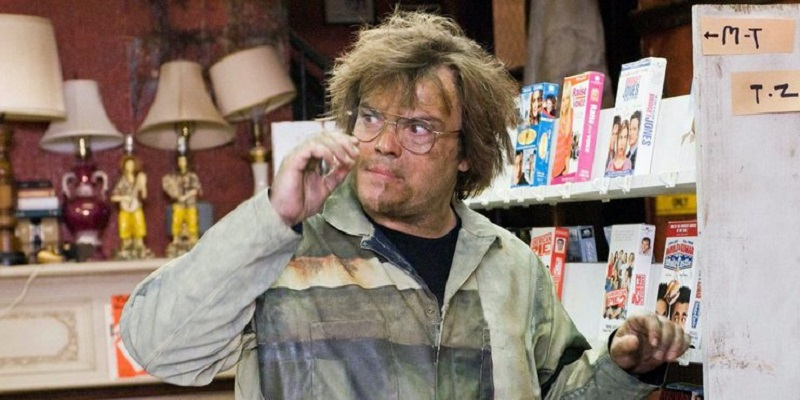 Jack Black Is Drafting Plans To Retire After Jumanji